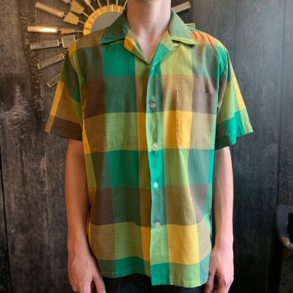 75620b026 Vintage Sears Button Up